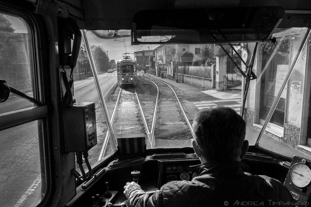 Limbiate-Milan: the last interurban tramway